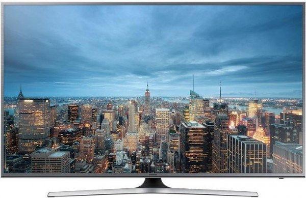 """Samsung UE-50JU6850UXZG Ultra HD,""""4K"""", Smart TV Fernseher Schwarz DE EEK: A+@Mediadeal; PVG: 1099€"""