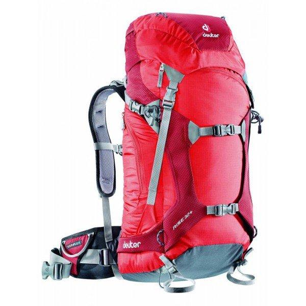 Alpiner Rucksack für alle Wintersporteinsätze Deuter Rise 32+