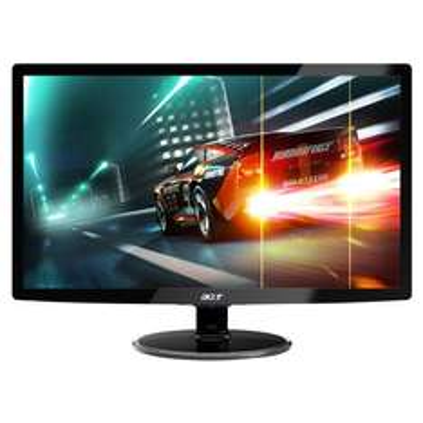24 Zoll (Acer S242HLCqbid, VGA, DVI, HDMI, 2ms Reaktionszeit) für 124,90 € bei eBay (via Cyberport)