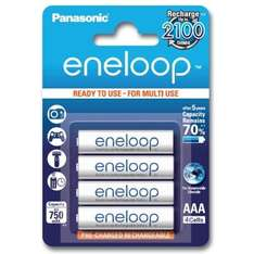 [Amazon oder Marketplace] Panasonic eneloop AA und AAA