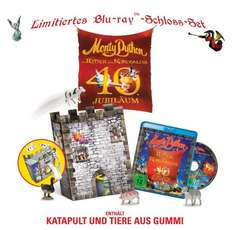 "[Amazon] Monty Pythons ""Die Ritter der Kokosnuss"" (Anniversary Edition Blu-ray Specialty Box) für 39,99€"