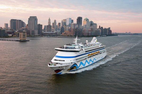 Kreuzfahrt 14 Tage Aida NYC - Bermuda - Bahamas - Miami - Norfolk - Baltimore - NYC (inkl. Flug) Sept.-Okt.