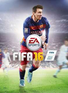FIFA 16 [PC] - Origin Mexico - 39,99$ statt 59,99€
