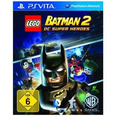 [Amazon-Prime] LEGO Batman 2 - DC Super Heroes - [PlayStation Vita]