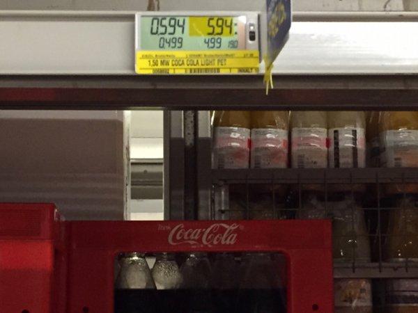 [Lokal Metro-Marienfelde] Coca Cola light 10x 1,5 Liter Kiste