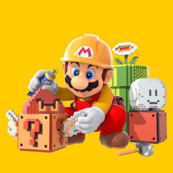 Super Mario Maker Artbook (Download) gratis