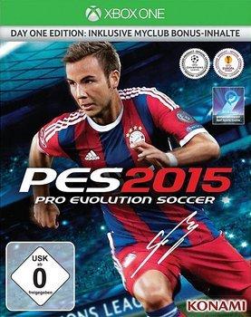 [Base.com] Pro Evolution Soccer 2015 (Xbox One) für 15,44€