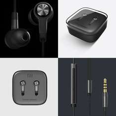 AliExpress - Xiaomi Piston 3 (2015) Design Earphone for iPhone Smartphone inkl. Remote & Mic (App Only!)