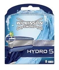 @Amazon Prime oder Buchtrick: Wilkinson Hydro 5 Rasierklingen (8 Stk.)