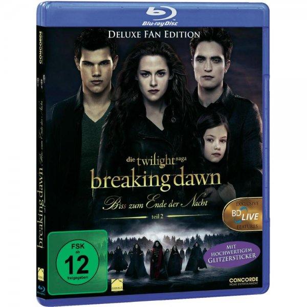 Blu-ray - Twilight Breaking Dawn - Bis(s) zum Ende der Nacht (Teil 2)
