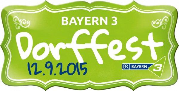 Olly Murs und Rea Garvey live in Tiefenlesau (Bayern 3 Dorffest)