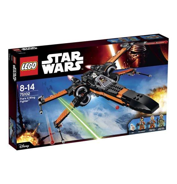 LEGO Star Wars 75102 – Poe's X-Wing Fighter für 72,99 @Galeria Kaufhof (10% qipu möglich)