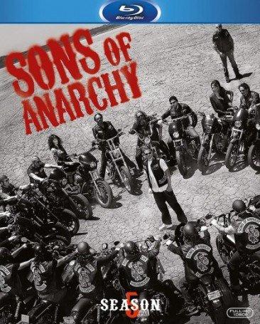 [MediaDealer] Sons of Anarchy - Season 5 (Blu-ray) für 27,96€ inc. Versand