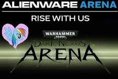 Warhammer 40,000: Dark Nexus Arena (Alienwarearena.com / Closed Alpha Starter Pack)