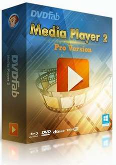 DVDFab Media Player Pro kostenlos!