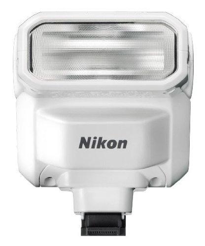Nikon SB-N7 Blitzgerät für Nikon 1 Kameras weiß für 112,97 € @Amazon.it