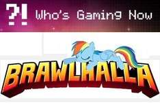 Brawlhalla - Steam Key Giveaway (WhosGamingNow.net)