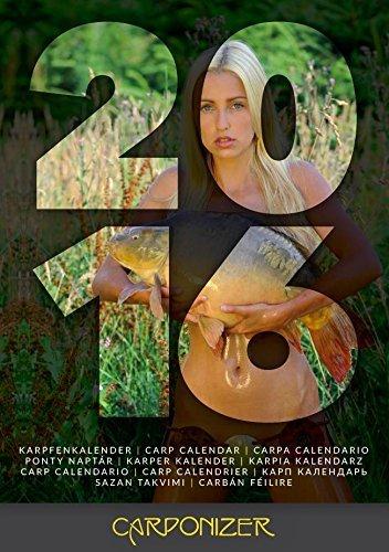 Carponizer - Erotischer Karpfenkalender 2016 für 18,95€ bei Amazon
