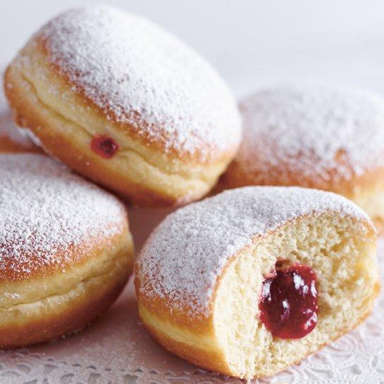 Berliner Pfannkuchen mit viel Frucht, für nur 33 Cent ab Montag bei [Netto MD]