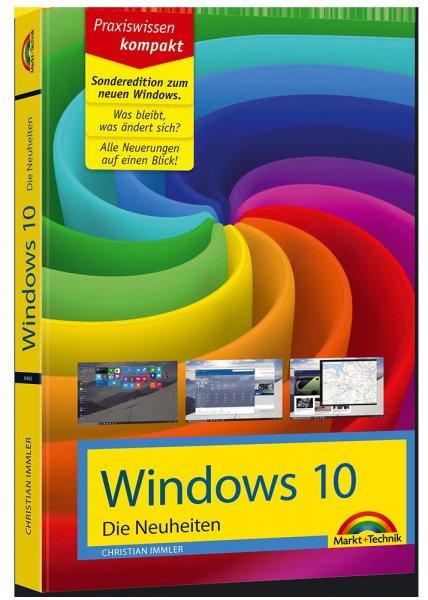 Windows 10 E-Book für nur 1,79 EUR (statt 8,95), also 80% gespart.