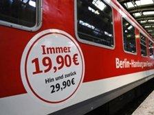 IRE Berlin-Hamburg: 4 x täglich zum Festpreis