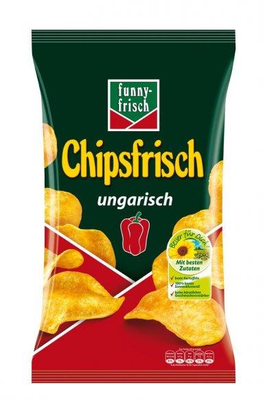 (Rossmann) Funny-Frisch Chipsfrisch ungarisch & Chipsfrisch Oriental für 0,69€