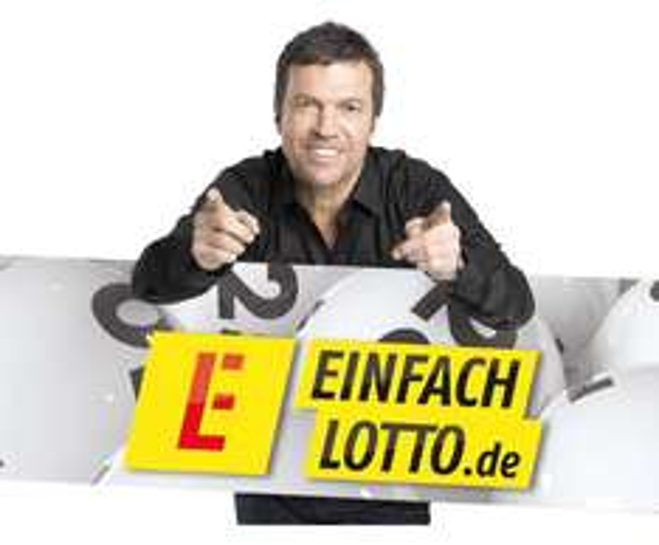 Gratis Lottofeld bei Einfachlotto.de