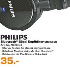 [LOKAL] @Saturn Berlin -Philips Bluetooth Kopfhörer SHB5500