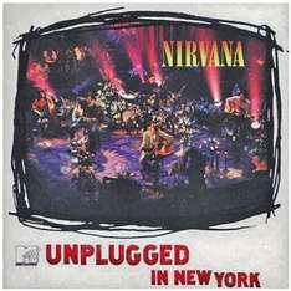 Wieder verfügbar : Amazon Prime : CD Nirvana - MTV Unplugged in New York - Inklusive kostenloser MP3-Version dieses Albums Nur 3,99 €