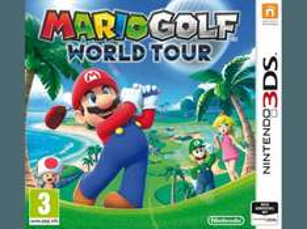 [Saturn Österreich] Mario Golf World Tour [Nintendo 3DS] für 8,-€.Versand nach Deutschland +7,-€ Versand möglich