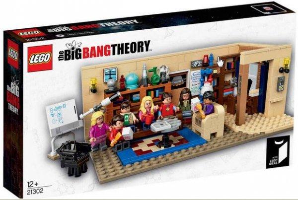 LEGO The Big Bang Theory 21302 für 53,99 € @ Galeria Kaufhof (10% qipu möglich)