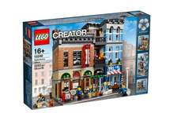 (Kaufhof online) Lego Creator Detektivbüro 10246 für 122,99 Euro