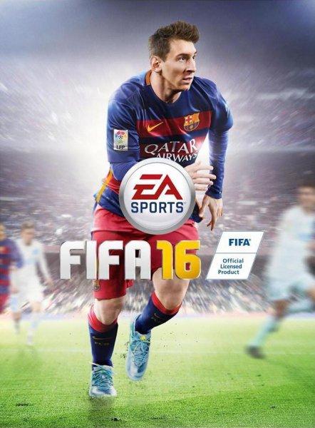 FIFA 16 (PC-Origin) + 1x gratis Steam Premium Glücks-Spiele