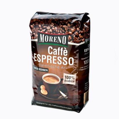 Preissenkung (Aldi Nord) MORENO Caffè Espresso