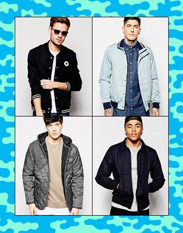 Asos bis zu 60% Rabatt auf Jacken und Mäntel