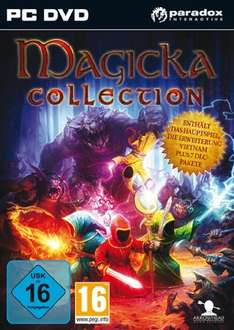 [STEAM] Magicka Collection @ Nuuvem