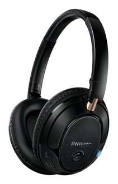 Philips SHB7250/00 Kabellose Bluetooth-Kopfhörer (NFC, 40 mm Treiber, Multi-Point-Connection, OverEar) schwarz inkl.Vsk für 65,70 € > [amazon.it]