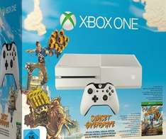 Xbox One mit Sunset Overdrive @Saturn Stuttgart