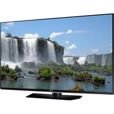 Samsung, Full HD LED TV 138cm (55 Zoll), UE55J6150, Triple Tuner @real