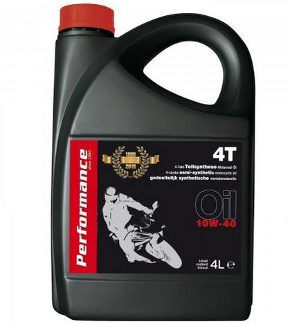Hein Gericke - 4L Performance 10W40 - 25 Years Editon Motorradöl - Heute sogar noch - 20%.