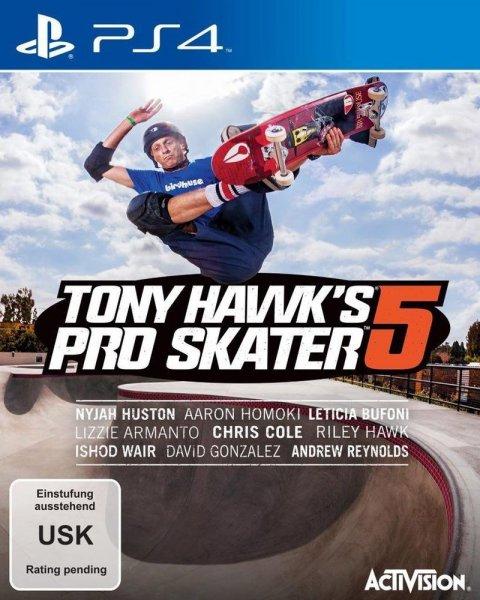 [digitalo.de] Tony Hawk's Pro Skater 5 (PS4 / Xbox One) für 43,52€ (nur noch heute) / alternativ 44,09€ [zavvi.de]