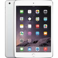 Apple iPad mini 3 WIFI 128 GB Gold & Silber @hardwarehouse