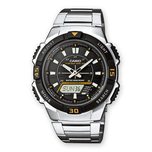 Casio Armbanduhr Solar-Uhr AQ-S800WD-1EVEF für 40,92 statt 59.00 Euro