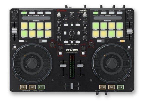 VESTAX VCI 380 2-Deck DJ Controller