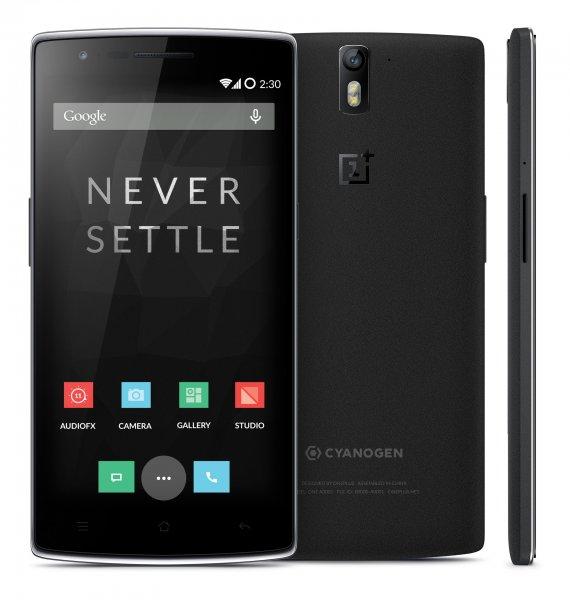 ONEPLUS ONE 4G LTE 64GB CYANOGENMOD VERSION OHNE SIM-LOCK SCHWARZ@ebay