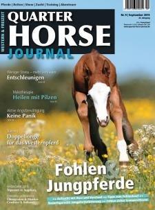 Kostenloses Probeheft des Quarter Horse Journales (für den echten Pferdefreund)