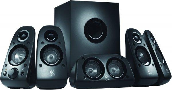 [Dealclub] Logitech Z506 5.1 Lautsprechersystem schwarz für 54,99€ Versandkostenfrei