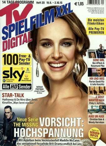 TV Spielfilm XXL Digital 12 Monate für effektiv 18,20€ plus 30 Payback @Leserservice