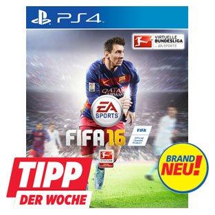 FIFA 16 für 57,95 bei Real,-