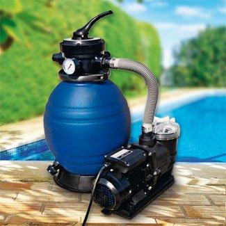 MAUK Pool-Sandfilteranlage 250Watt, 7500l/h für 138,95€  (32%billiger)  NORMA24.de